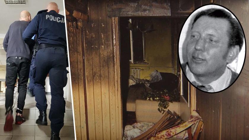 Morderca pana Stanisława wpadł po 17 latach. Dziś odpowiada za zbrodnię przed Sądem Okręgowym w Katowicach