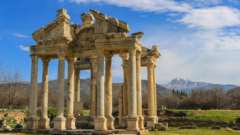 Aphrodisias, Turcja