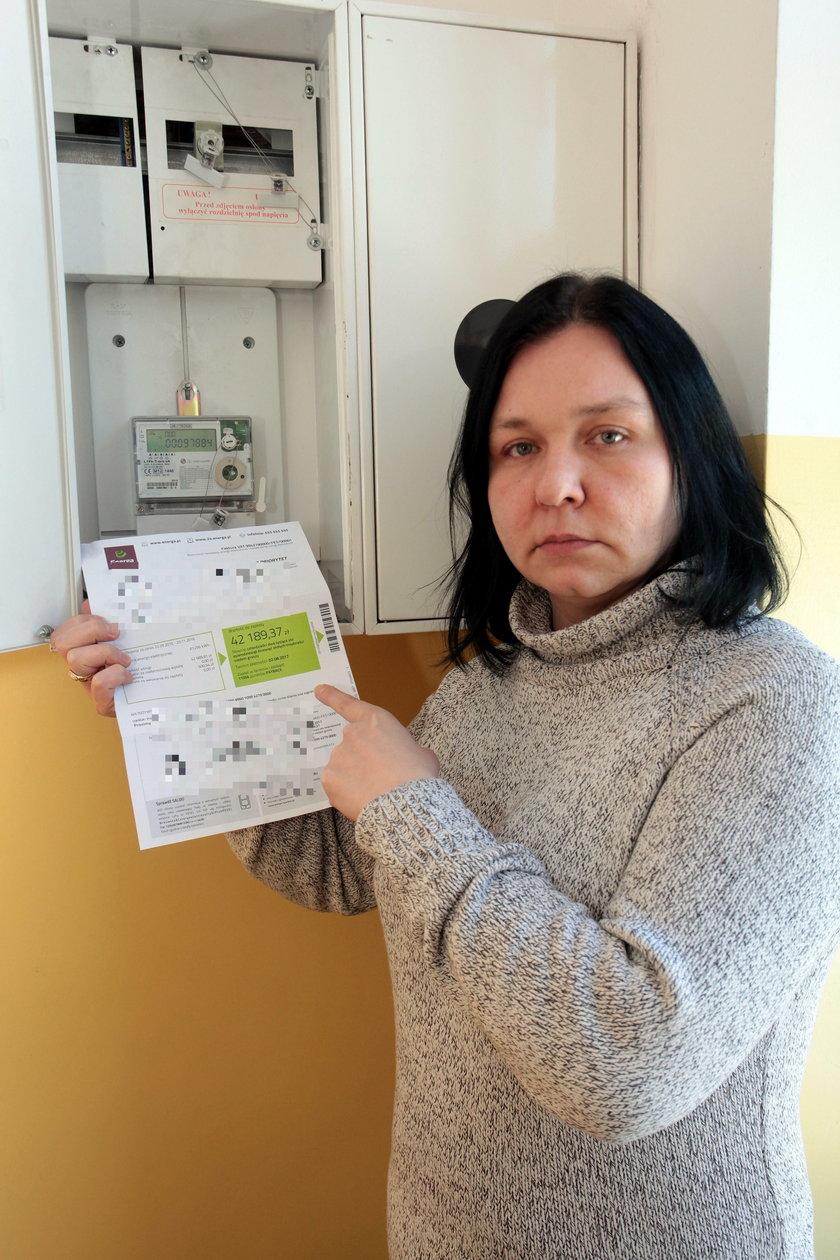 Gdańszczanka dostała horrendalny rachunek za prąd