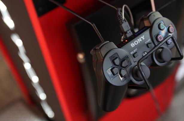Sony Playstation - konsola firmy Sony