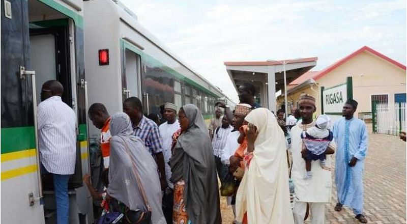 Passengers commend introduction of e-ticketing for Kaduna-Abuja rail service