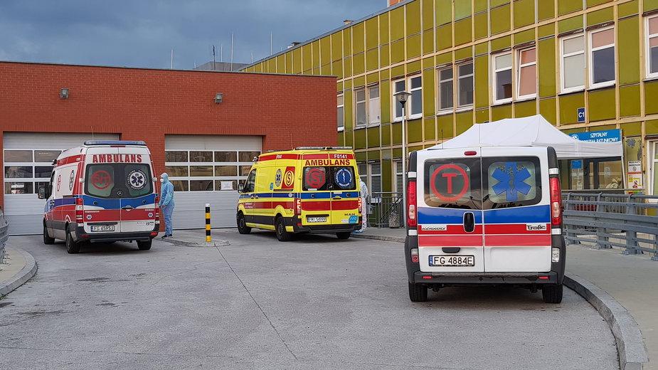 Szpitalny Oddział Ratunkowy w Gorzowie