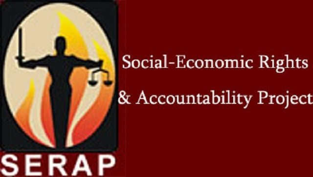 SERAP suis President Muhammadu Buhari over recovered looted funds. (SERAP)