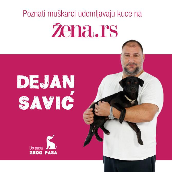 """I Dejan Savić pridružio nam se u akciji """"Do pasa zbog pasa"""""""
