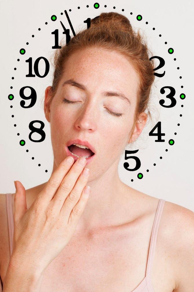 Ne morate da spavate osam sati, ali treba da pratite ritam spavanja