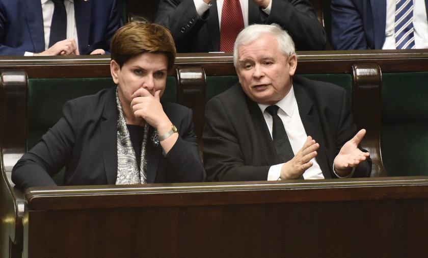 Kaczyński o zmianach w rządzie. To już przesądzone?