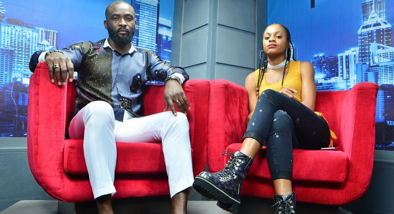 Gedoni and Jackye were guests at our studio on Wednesday, August 28, 2019, to have a chat on their stay in the Big Brother house.[PULSE]