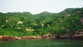 """Houtouwan - """"wioska duchów"""", którą przejęła natura"""