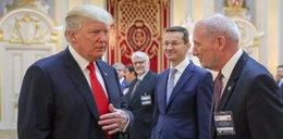 Macierewicz rozmawiał z Trumpem o Smoleńsku