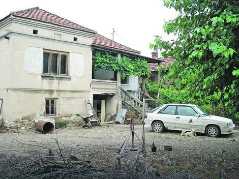 Kuća u kojoj je devojčica zlostavljana