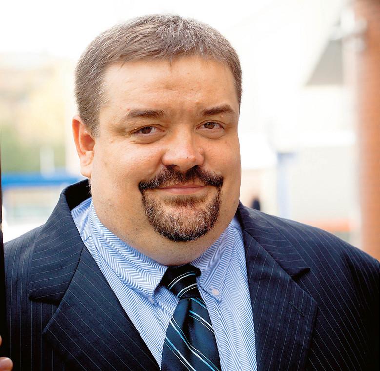 Józef Banach, radca prawny w InCorpore Banach Szczypiński Partnerzy  fot. Wojtek Górski