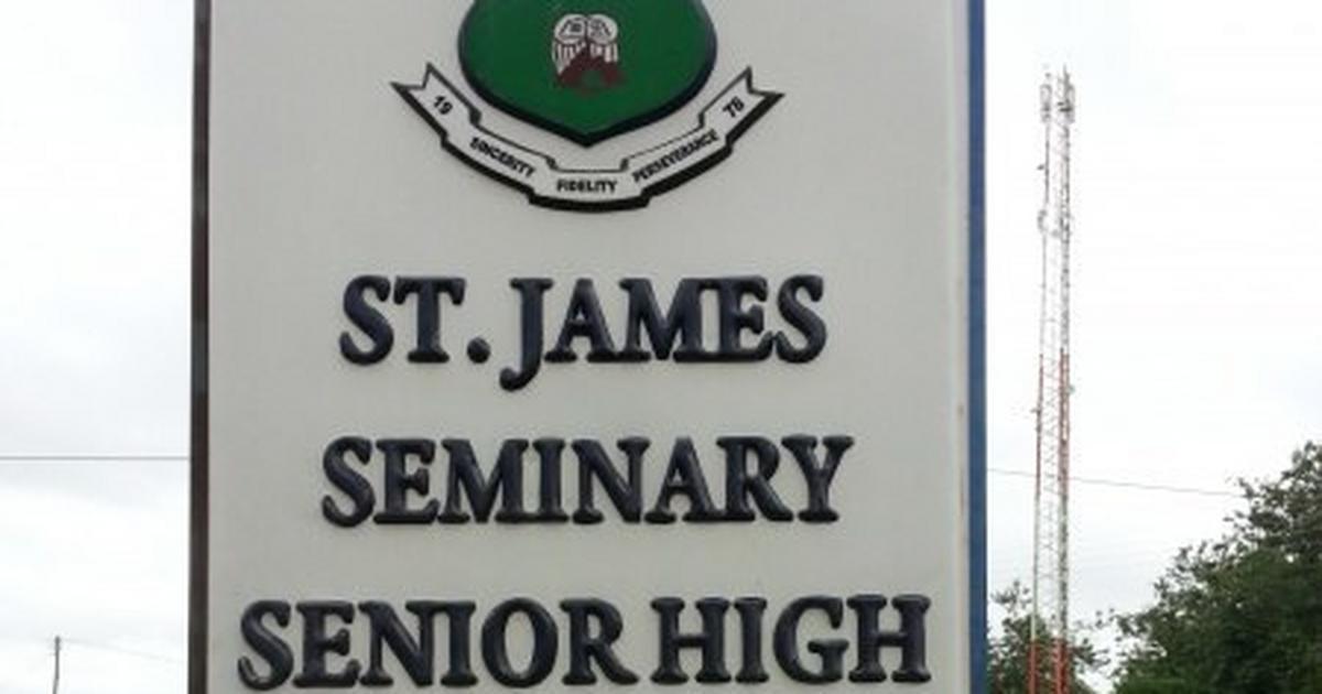 SHS Rankings: St James Seminary tops all