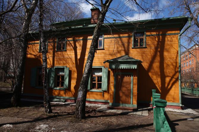 Ovde je živeo Tolstoj