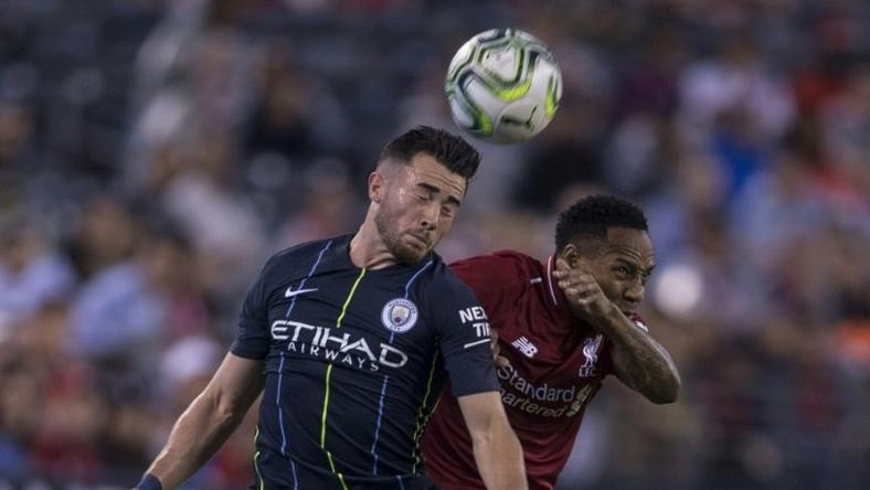 Jack Harrison (L, pictured July 2018), on loan from Premier League champions Manchester City, equalised with a low shot into the bottom corner with a minute left on the clock