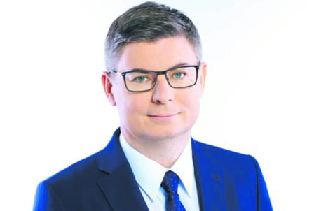 Jan Grabiec, podsekretarz stanu w Ministerstwie Administracji i Cyfryzacji