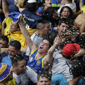 RONALDA NEMA, ALI JE TU MESI Argentinac izazvao euforiju na meču River - Boka /FOTO/