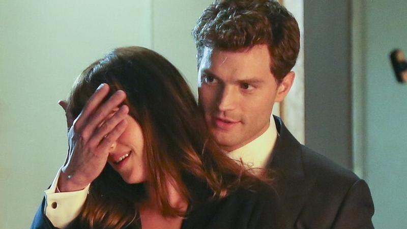 """""""Pięćdziesiąt twarzy Greya"""" - zdjęcie z planu"""