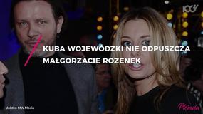 Kuba Wojewódzki nie odpuszcza Małgorzacie Rozenek. Po raz kolejny wbił jej szpilę!