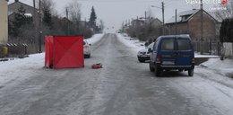 Tragedia w Ciągowicach! Auto przejechało mu po głowie!