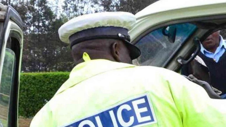 Image result for traffic police officers kenya