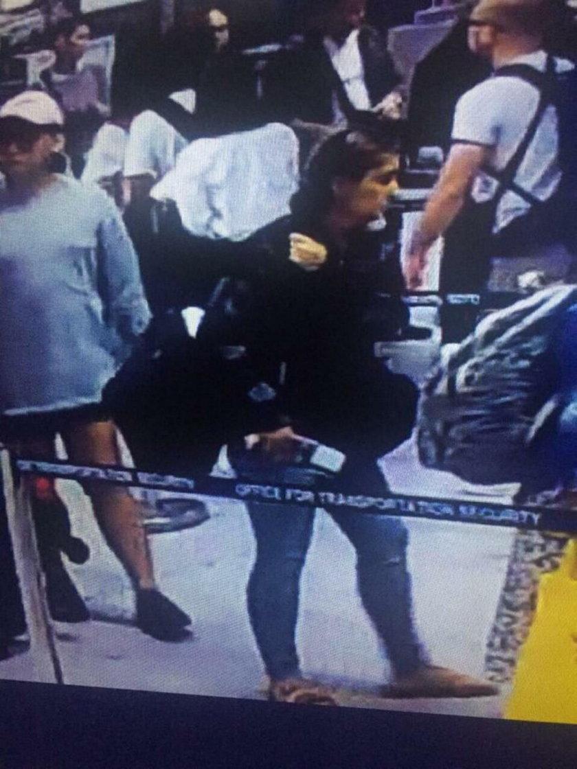 Kobieta zatrzymana na lotnisku. Chowała w walizce dziecko