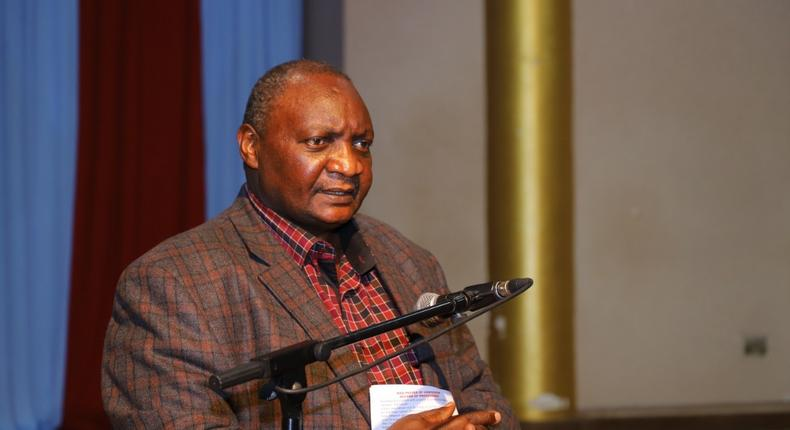 Former Nairobi County Assembly Speaker, Alex Ole Magelo is dead.