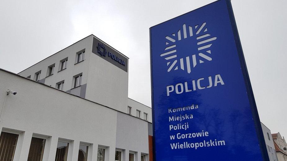 Komenda Miejska Policji w Gorzowie