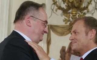 Tyszka: PO i PiS przenoszą wewnętrzne wojenki na forum UE