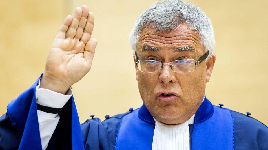 Sędzia Piotr Hofmański