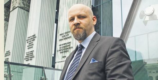 Piotr Waglowski/ fot. Wojtek Górski