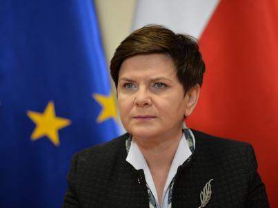 Beata Szydło przekonuje, że program gospodarczy rządy działa