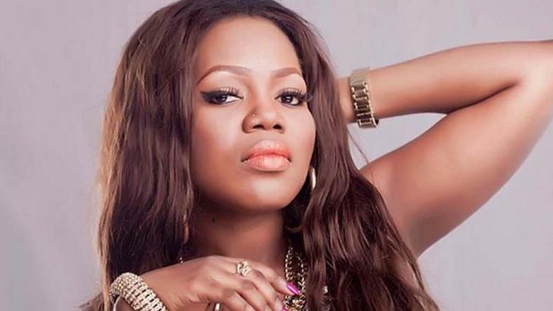 Singer Nana Ekua Amoah aka Mzbel