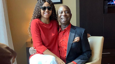 Regina Daniels celebrates husband Ned Nwoko on his birthday, describes him as 'King Solomon'