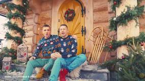 Jakub i Dawid nagrali piosenkę na święta
