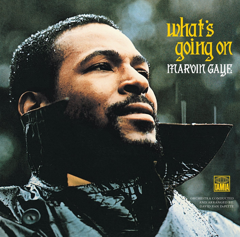 "6. Marvin Gaye - ""What's Going On"""