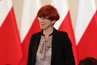 Rafalska: Zakaz pracy na emeryturze nie wchodzi w grę