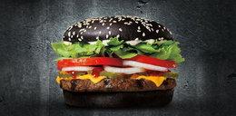 Czarny hamburger już w sprzedaży. Skusisz się?