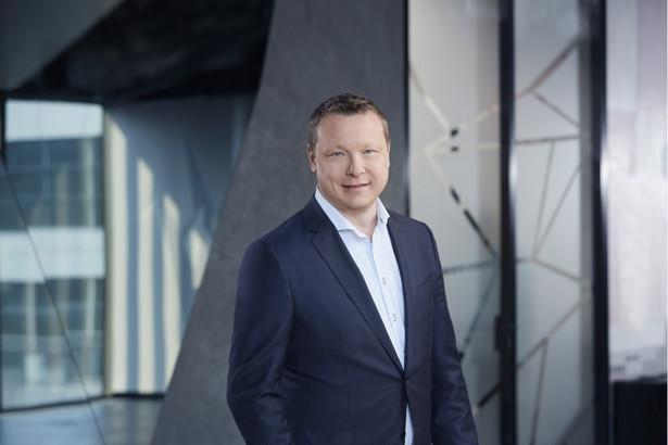 Artur Żwak, biegły rewident, partner zarządzający działem audytu EY