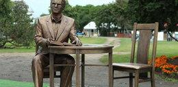 Oto pomnik Kolbergera. Foto
