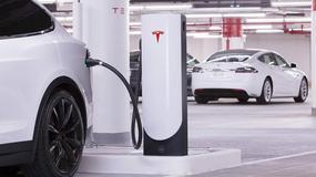Tesla Urban Supercharger - szybkie ładowarki Tesli trafią do miast