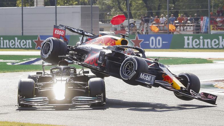 Max Verstappen i Lewis Hamilton