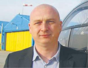 Marcin Podgórski fot. materiały prasowe