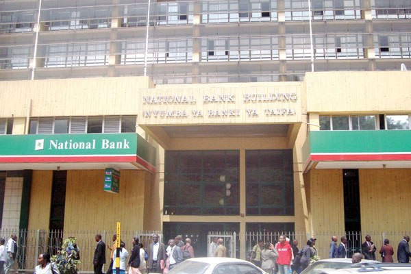 National Bank of Kenya (NBK).