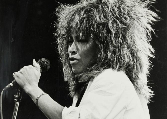 Legendarna Tina Tarner