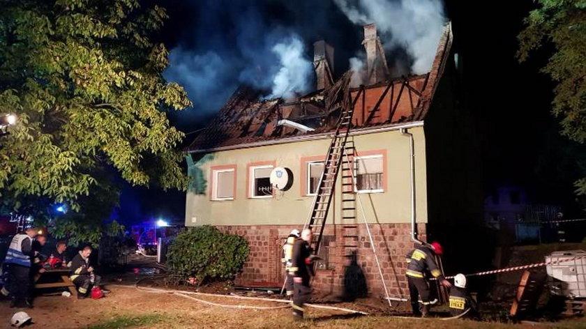 Tragiczne pożary