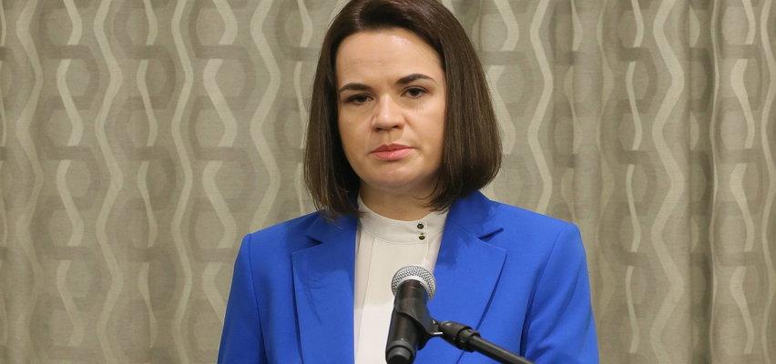 Ceniona za walkę z Łukaszenką Cichanouska dla Faktu: Odpowiedzialność ponoszą też sami koczujący na granicy! Po co wzięli udział w procederze reżimu?