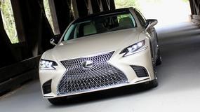 Lexus LS 500 – ekstrawagancka wizja luksusu | TEST