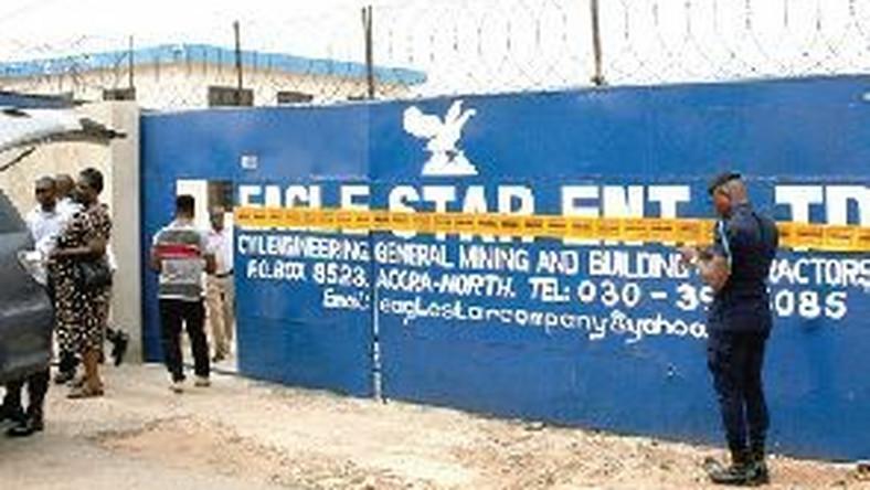 Defaulters GRA storms 4 companies to demand taxes - Pulse Ghana
