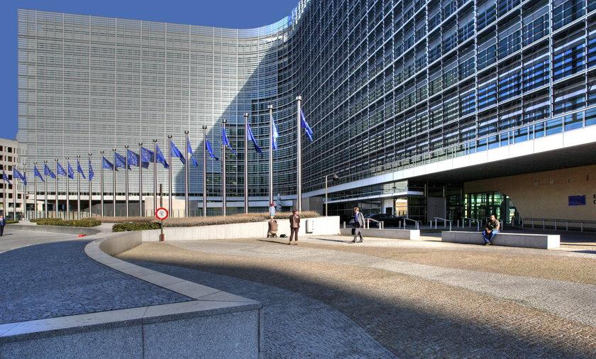 komisja europejska budynek