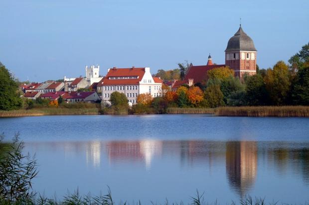 Kościół ewangelicko-augsburski w Pasymiu, woj. warmińsko-mazurskie